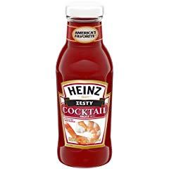 Heinz Zesty Cocktail Sauce