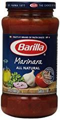 Barilla Pasta Sauce, Marinara