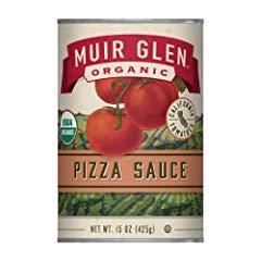 Muir Glen Organic Pizza Sauce, No Sugar Added