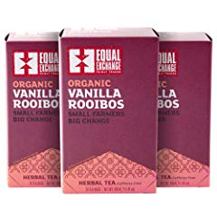 Equal Exchange Organic Vanilla Rooibos Tea