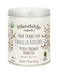 Friendship Organics Vanilla Rooibos