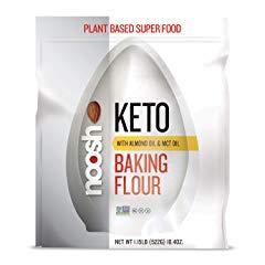NOOSH KETO 1 to 1 All Purpose Almond Flour with Almond Oil powder