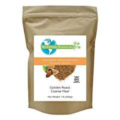Worldwide Botanicals Roasted Almond Meal