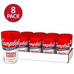 Campbell's Soup on the Go, Chicken & Mini Round Noodles