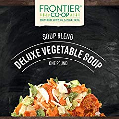 Frontier Co-op Soup Vegetables