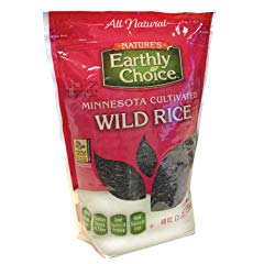 Nature's Earthly Choice Minnesota Cultivated Wild Rice