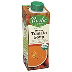 Pacific Foods Organic Creamy Tomato Soup