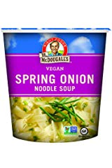 Dr. McDougall's Right Foods Vegan Spring Onion Noodle Soup