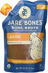 Bare Bones Organic Chicken Bone Broth