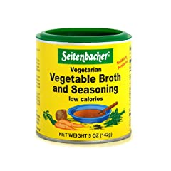 Seitenbacher Vegetarian Vegetable Broth and Seasoning