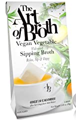 The Art of Broth Vegetable Broth