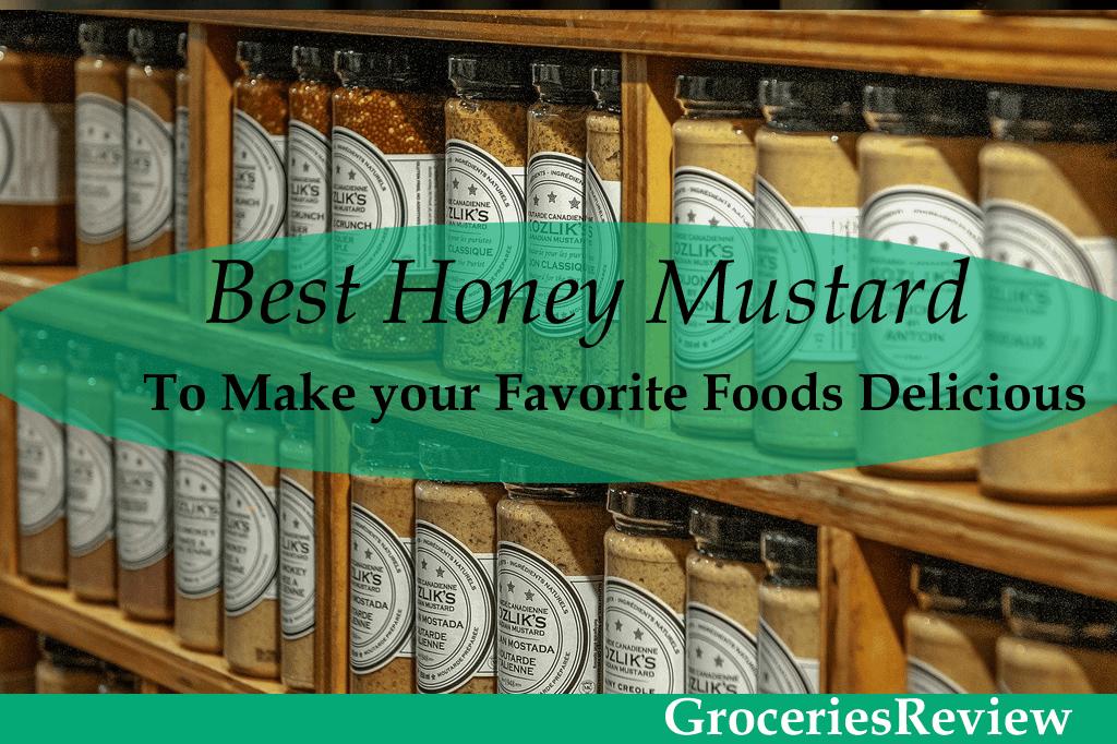 Brands of Honey Mustard