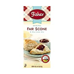 Fisher All Natural Original Fair Scone and Shortcake Mix
