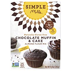 Simple Mills Almond Flour Mix, Chocolate Muffin & Cake