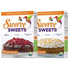 Swerve Sweets, Cake Mix Bundle