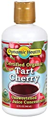 Dynamic Health Organic Tart Cherry Juice Concentrate