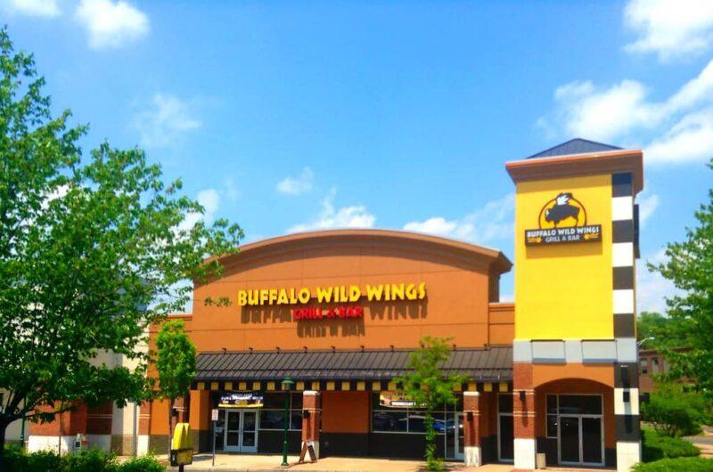 vegan options at Buffalo Wild Wings