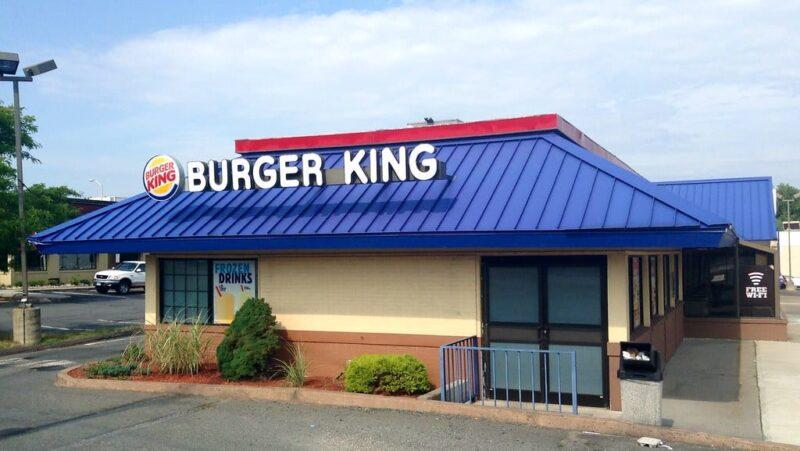 vegan options at Burger King