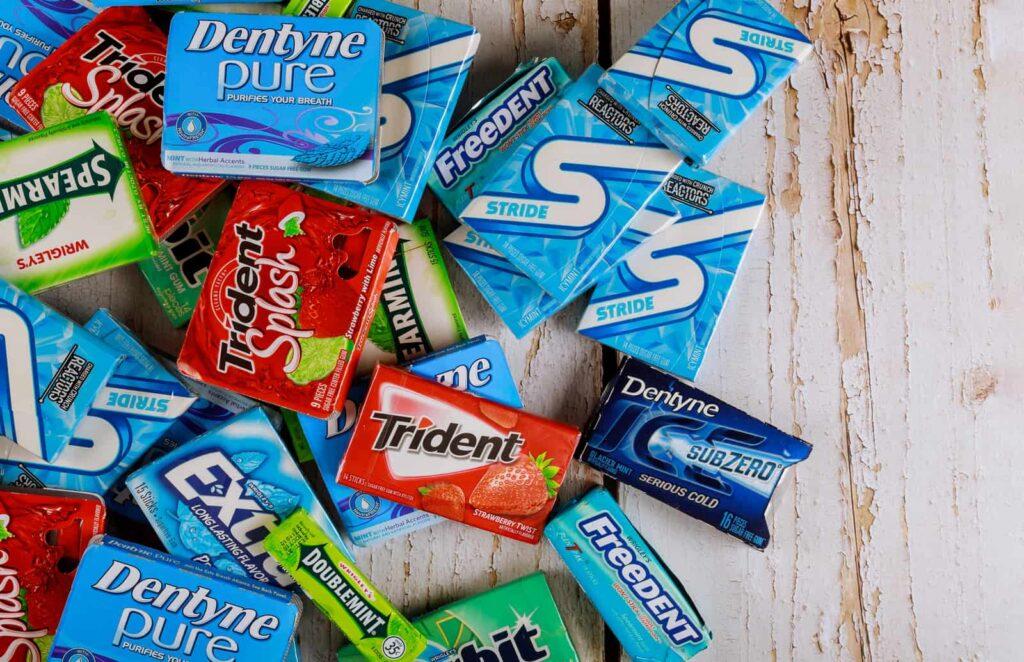 Vegan Gum Brands